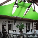 Green Sail Blinds